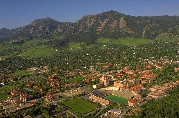 Restaurants Near University Colorado Boulder