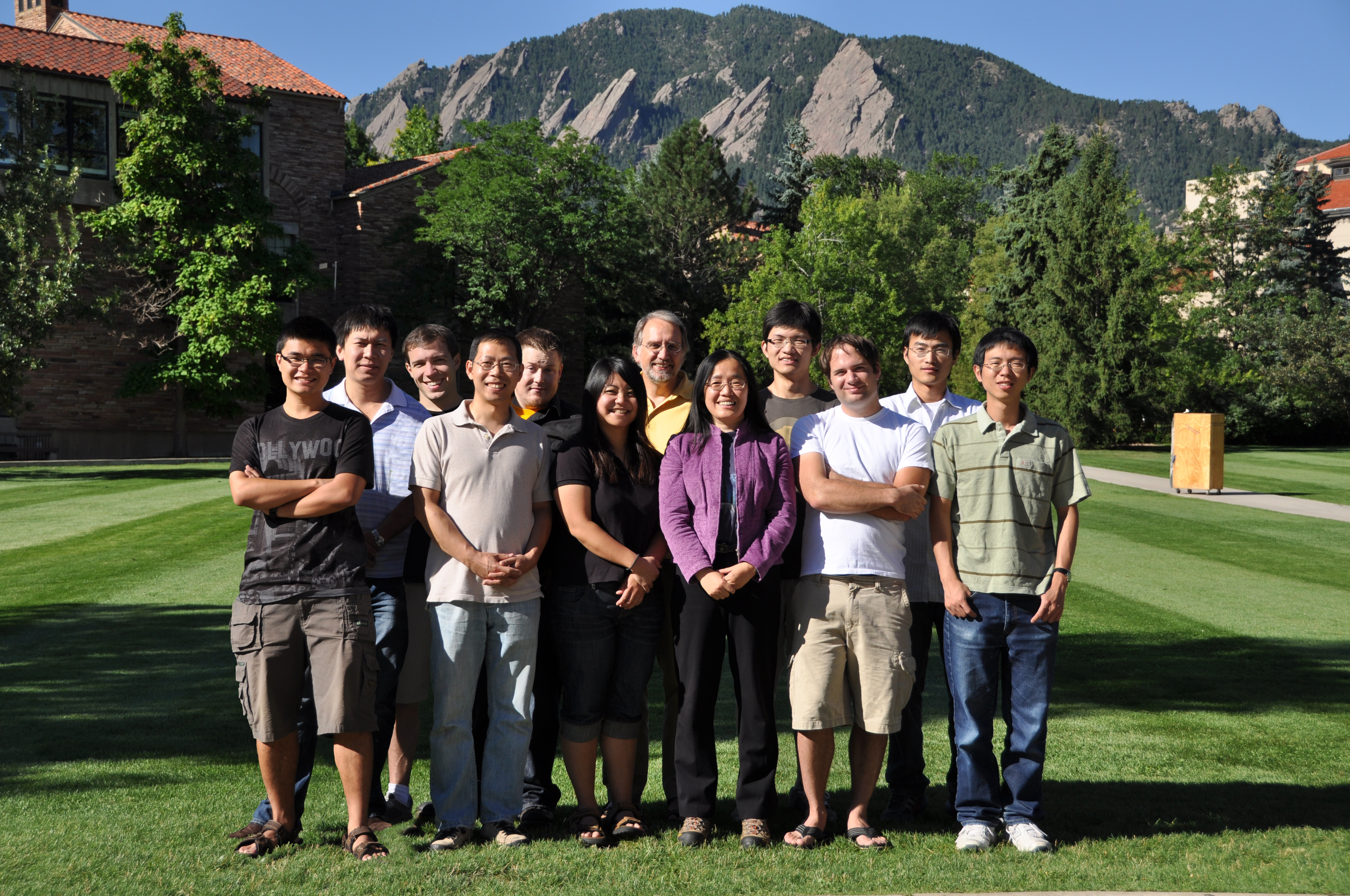 People of the Chu Research Group